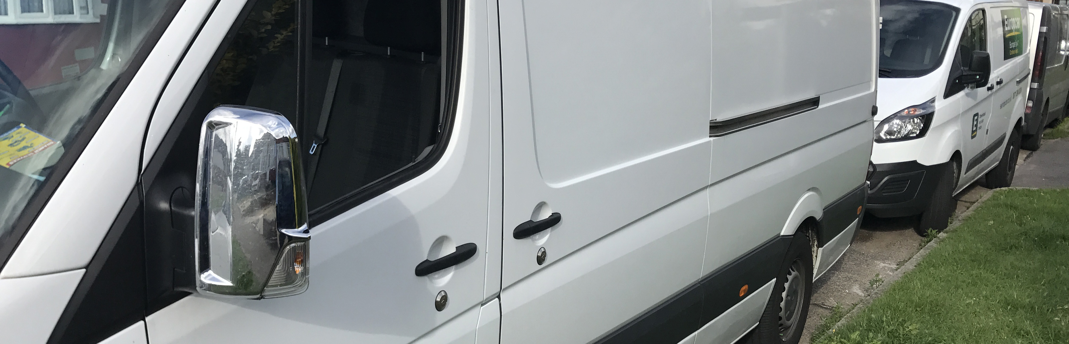 Mercedes Sprinter Slamlocks