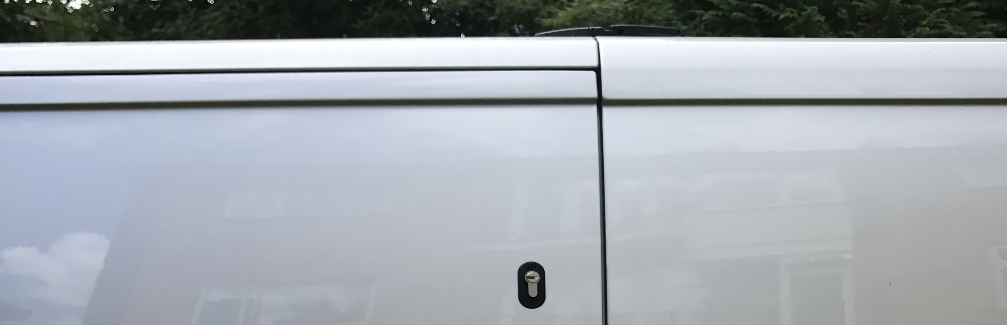 Ford Transit Custom Deadlock