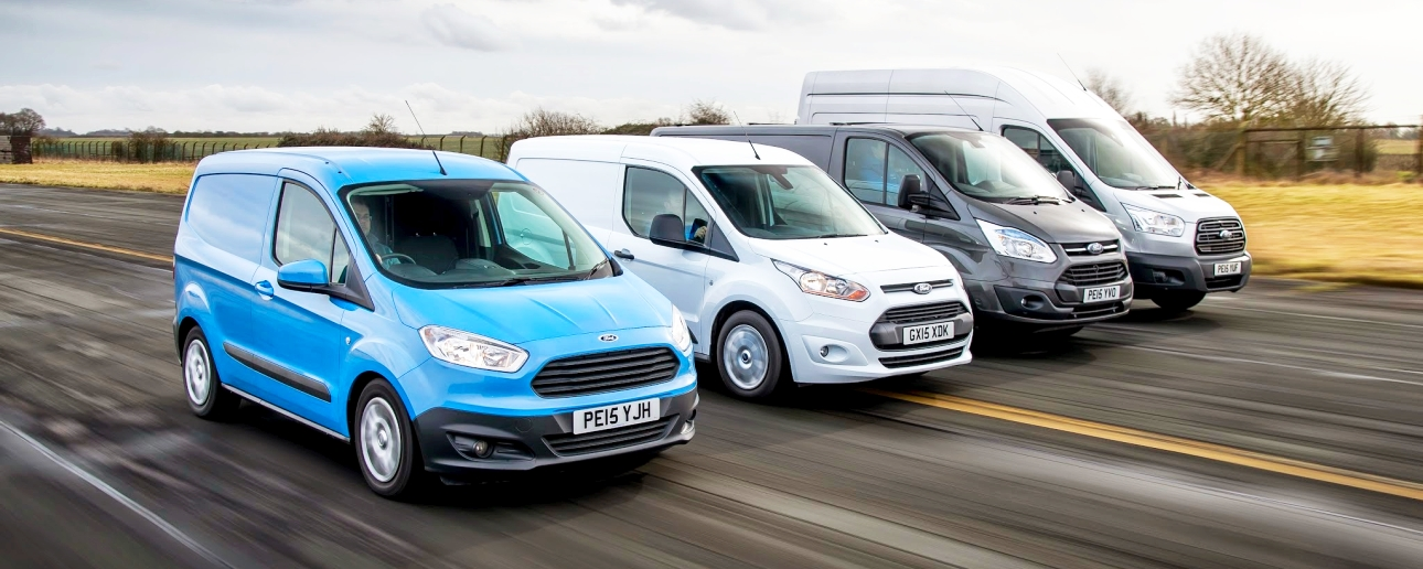 Ford Van Security